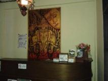 Mojo Guesthouse: reception