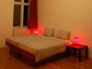 Goldmarie Hostel Berlin - Gästrum