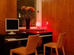 Goldmarie Hostel Berlín - Interior de l'hotel