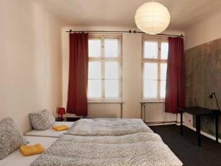 Goldmarie Hostel Berlín - Habitación