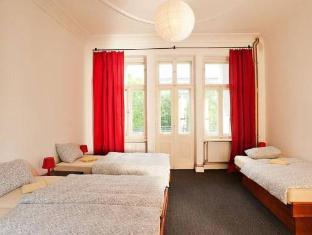 Goldmarie Hostel Berlín - Habitació