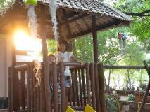 Aung Mingalar Hotel: playground