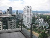 Malaysia Hotel Accommodation Cheap | balcony/terrace