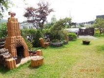 Ayami Guesthouse: garden
