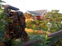 Ayami Guesthouse: entrance