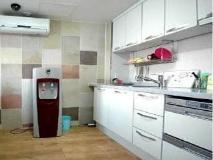 Vestin Residence Myeongdong: kitchen