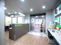 Vestin Residence Myeongdong: lobby