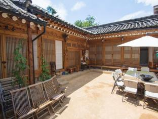 Namhyundang Hanok Seoul - Garden