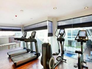 Grand Mega Resort & Spa Bali Bali - Fitness Room