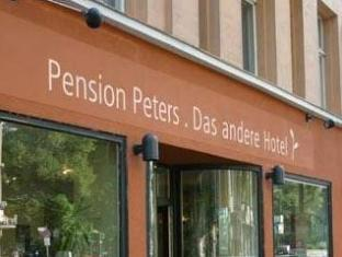Pension Peters Berlin Berlin - Hotellet udefra
