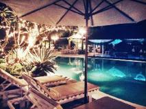 The Clematis Hotel: swimming pool