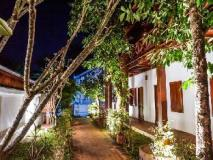 Villa Chitchareune: interior