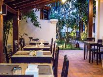 Villa Chitchareune: restaurant
