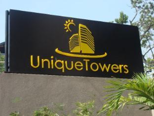 Unique Towers Luxury Boutique Suites Colombo - Entrance
