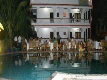 Morjim Club Resort: exterior