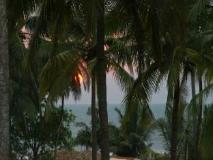 Morjim Club Resort: view