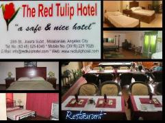 Hotel in Philippines Angeles / Clark | The Red Tulip Hotel