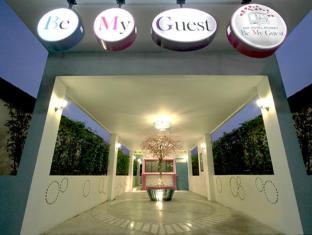 Be My Guest Hip Hotel Phuket - Vchod