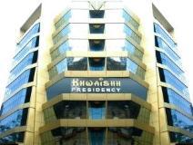 Khwaishh Presidency: exterior