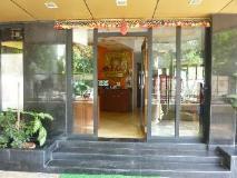 Khwaishh Presidency: entrance