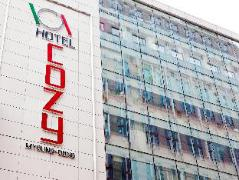 Hotel Cozy Myeongdong | South Korea Budget Hotels