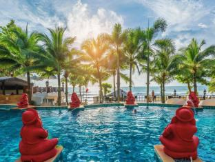 Andaman White Beach Resort Phuket - Main Pool overlooking the Beach and Sea