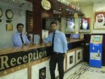 Sun City International Hotel: reception