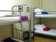 Vierbettzimmer mit Gemeinschaftsbad