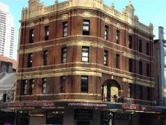 Central Perk Backpackers Sydney Australia