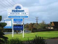 Hobson Motor Inn | New Zealand Budget Hotels