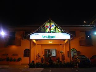 New Hope Inn Penang - Night Front View