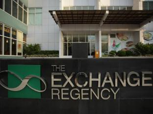 The Exchange Regency Residence Hotel Manila - Exterior