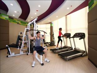 The Exchange Regency Residence Hotel Manila - Fitness Room