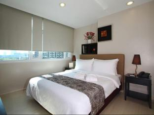 The Exchange Regency Residence Hotel Manila - Guest Room