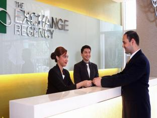 The Exchange Regency Residence Hotel Manila - Reception