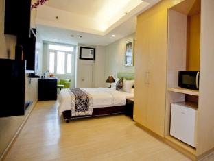 The Exchange Regency Residence Hotel Manila - Istaba viesiem
