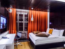 Hotelski apartma, višji razred