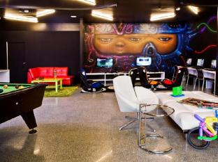 Hard Rock Hotel Pattaya Pattaya - Tabu Club - Club for teenager