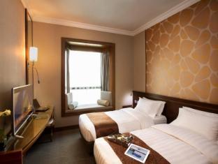 Rosedale Hotel Hong Kong Hongkong - Vendégszoba