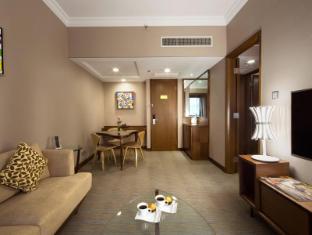 Rosedale Hotel Hong Kong Hong Kong - Deluxe Suite Dining Room
