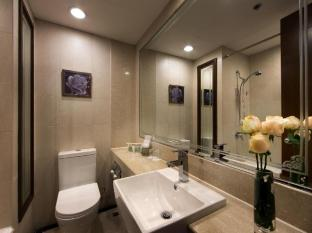 Rosedale Hotel Hong Kong Hongkong - Fürdőszoba