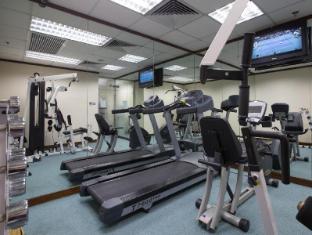 Rosedale Hotel Hong Kong Hongkong - Fitneszterem