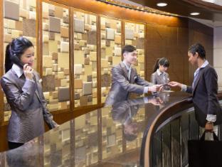 Rosedale Hotel Hong Kong Hongkong - Előcsarnok