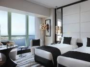 Luxury Club Twin Room with Executive Lounge access