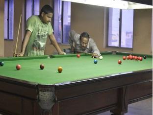 Hotel Atchaya Chennai - Billiard Table