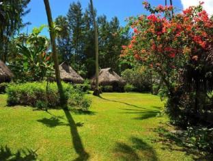 Hotel Hibiscus Moorea Island - Garden