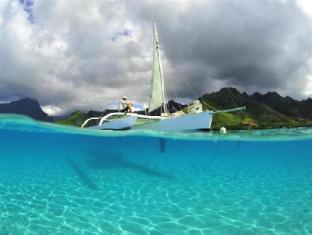 Hotel Hibiscus Moorea Island - lagoon tour