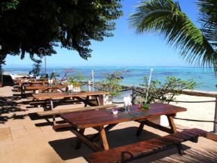 Hotel Hibiscus Moorea Island - Restaurant Terrace