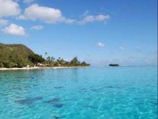 Hotel Hibiscus Moorea Island - Beach