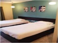 Standard Twin Bed